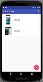 Android Volley Tutorial - Menyimpan Data ke Database MySQL
