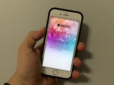 iPhone 6 Müzik atma yükleme