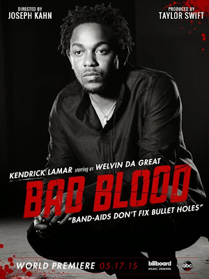 Bad Blood Taylor Swift Kendrick Lamar