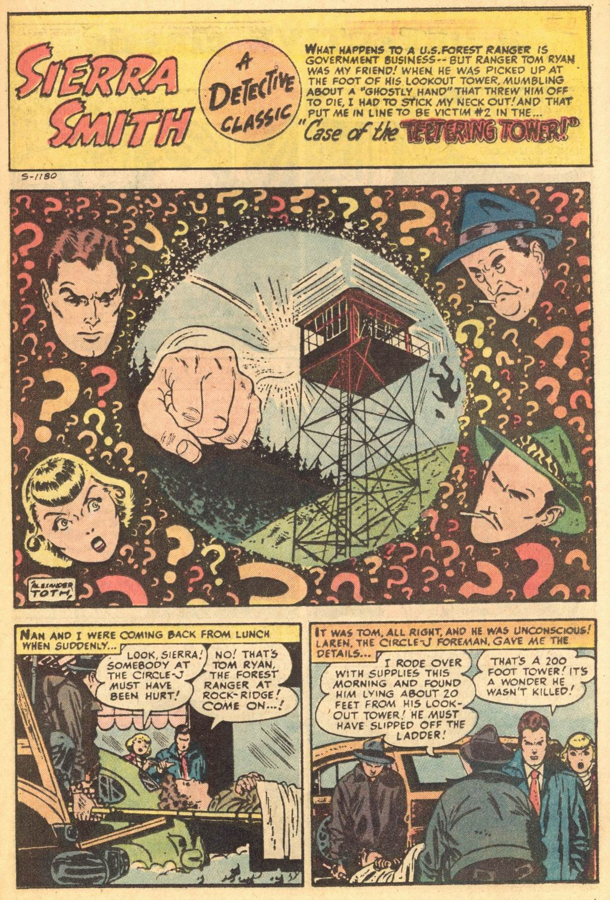 Detective Comics (1937) 424 Page 30
