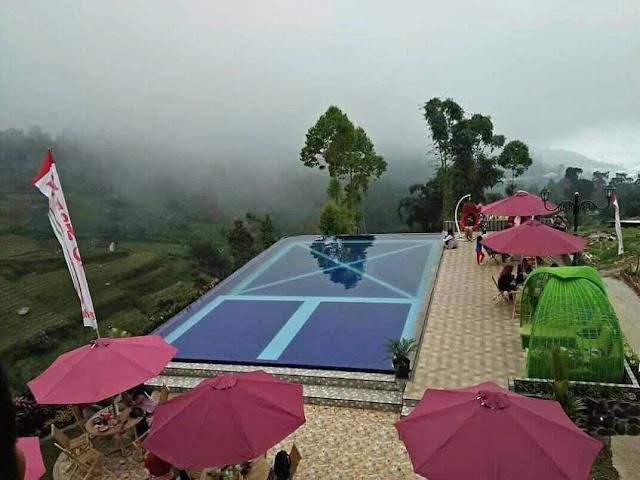 Kolam Renang Resort Mbah Djoe