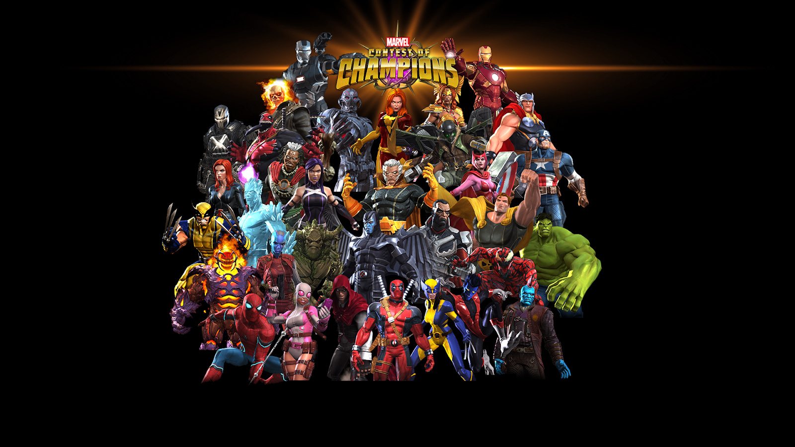 6feda67f3a85 Image Credit - Marvel Contest Of Champions. MCOC Offense Tier List
