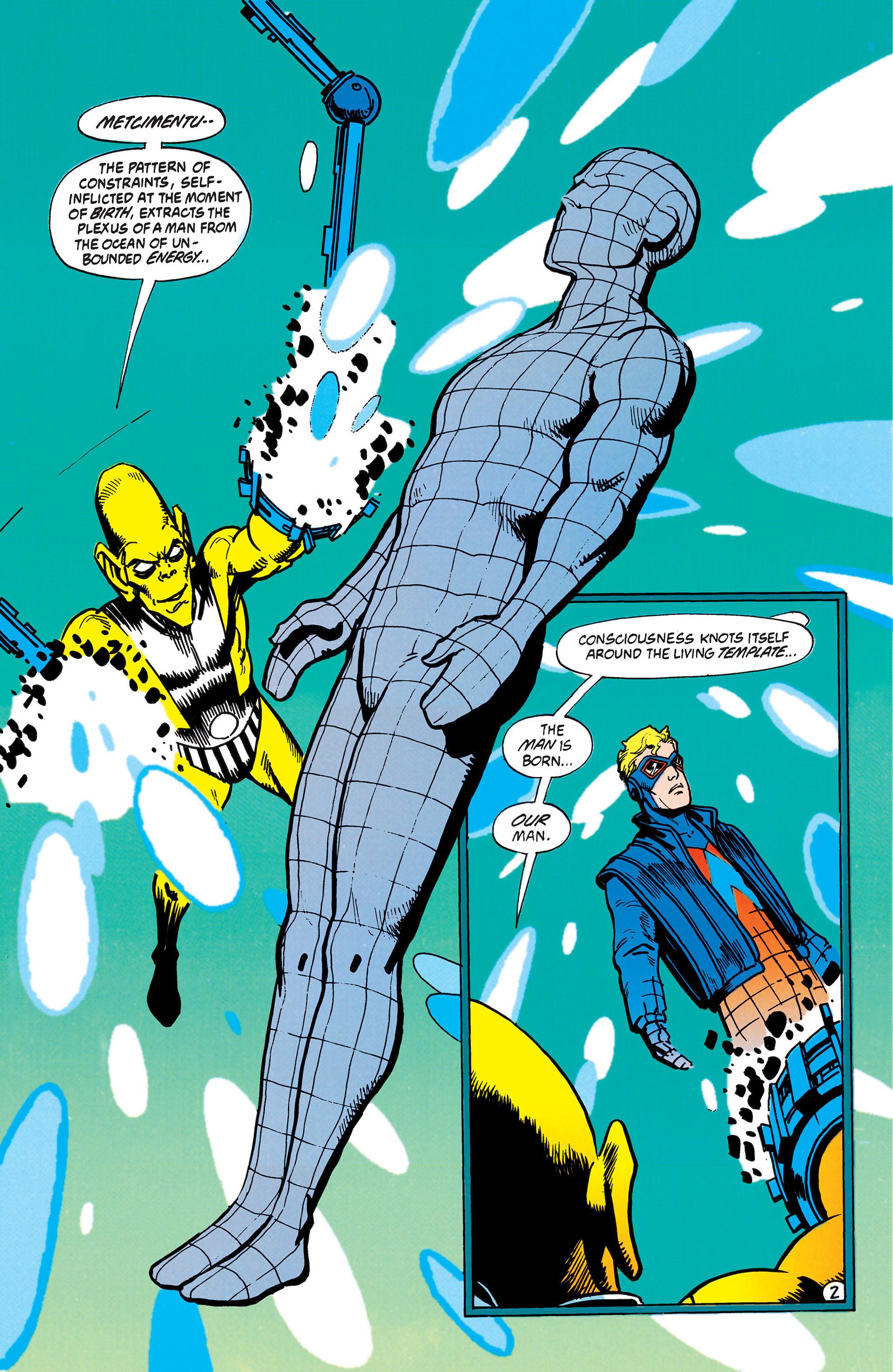 Read online Animal Man (1988) comic -  Issue #43 - 3