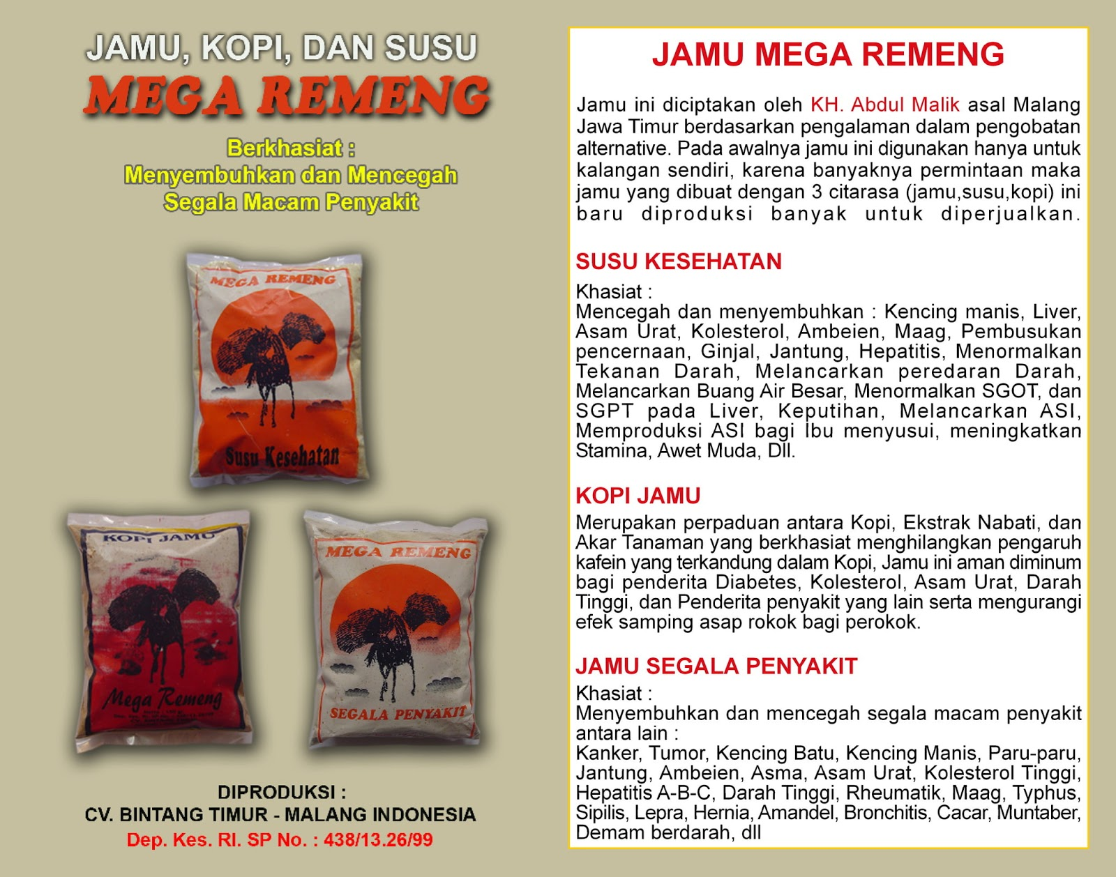 Telah Hadir Kopi Jamu Sin Rokok Jogja Provost Jaksel Herbal Tsi Susu Kesehatan Silakan Bagi Yang Ingin Order Untuk Wilayah Yogyakarta Dan Sekitarnya