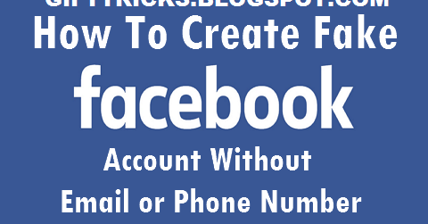 how to get into fb without email