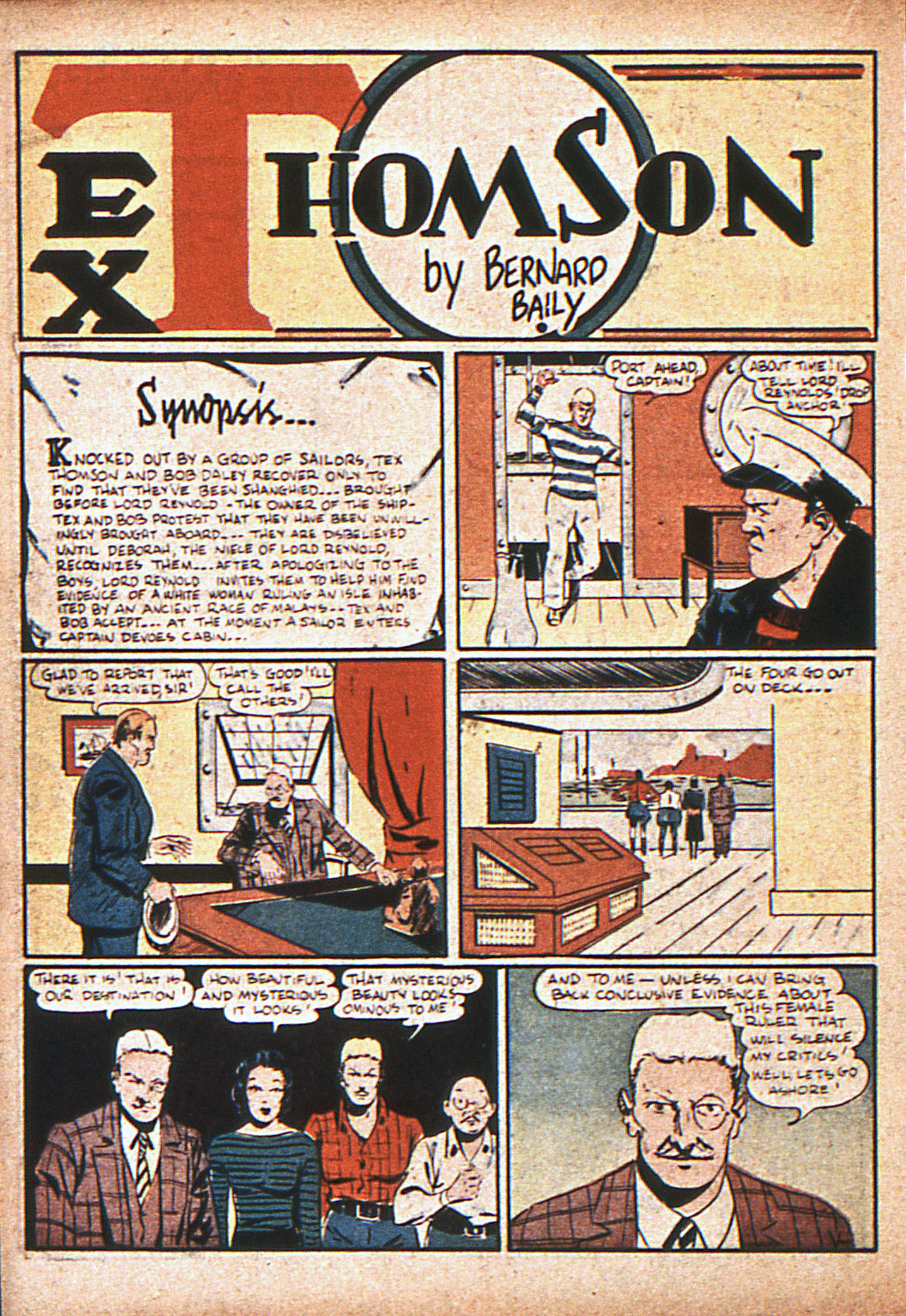 Action Comics (1938) 11 Page 36
