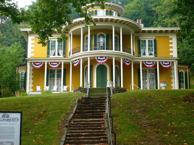 Hillforest Historic Mansion
