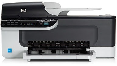 HP Officejet J4550 Driver Download