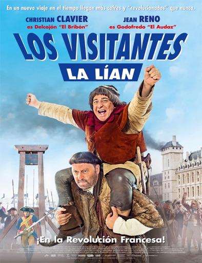 ver En la Revolución Francesa (Los visitantes la lían) (2016) Online