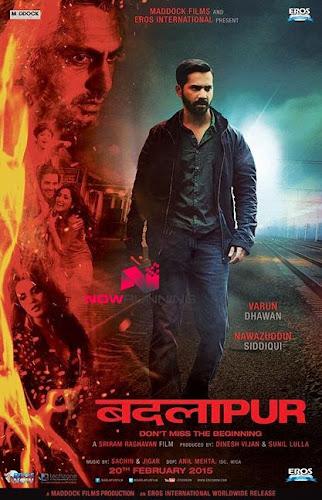 Badlapur (2015) Movie Poster No. 4