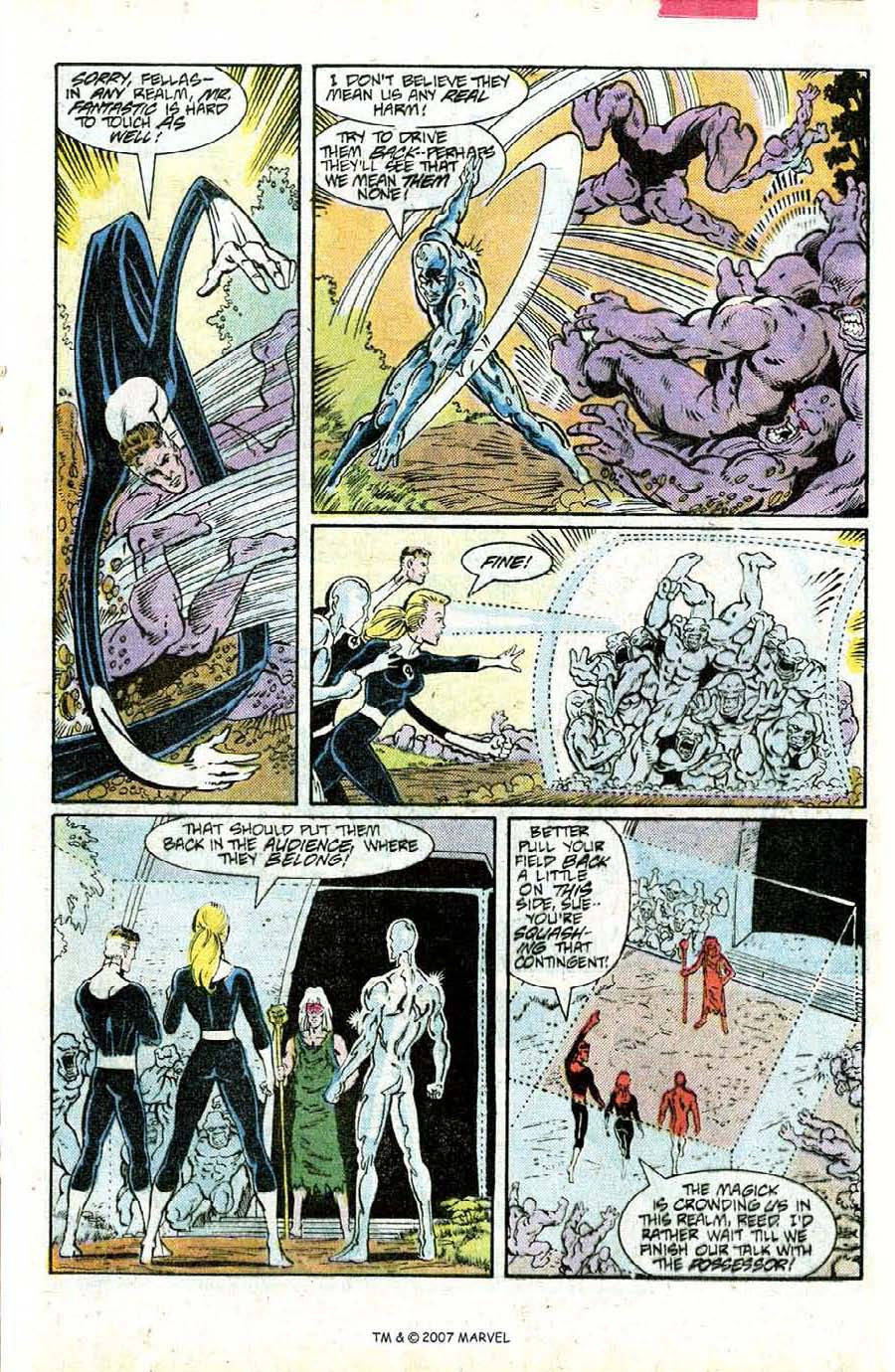 Read online Silver Surfer (1987) comic -  Issue #15 - 21