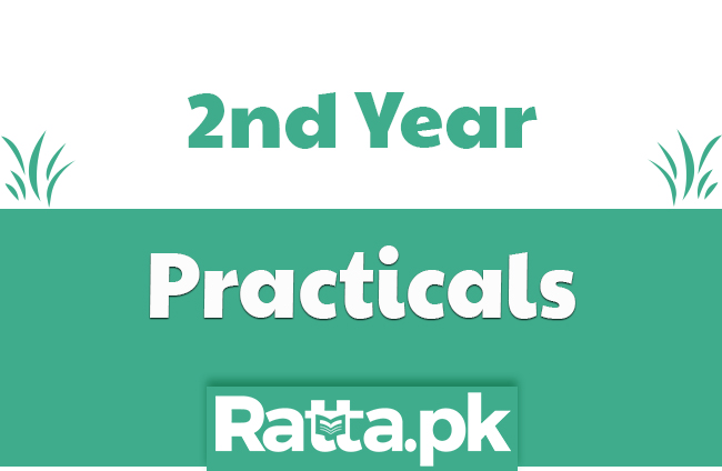 FSc 2nd Year Physics Practicals Notes Solved pdf Download