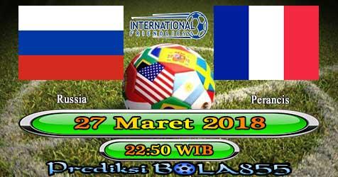 Prediksi Bola855 Rusia vs Perancis 27 Maret 2018