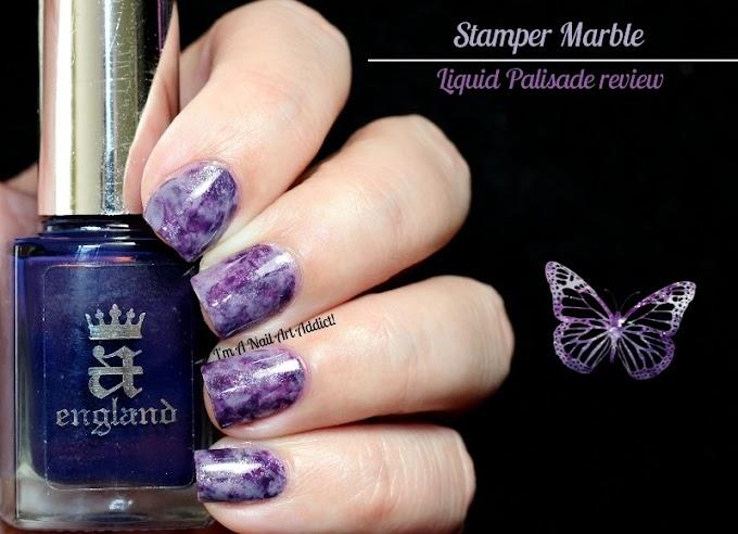 Stamper Marble & Liquid Palisade review