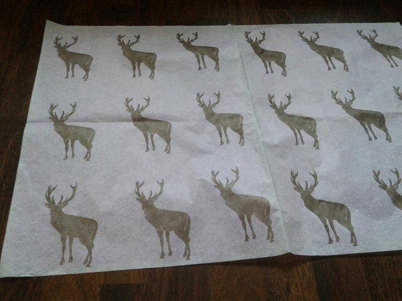 paper deers
