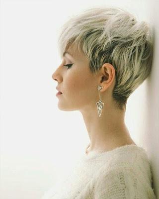 Peinados modernos para mujer con cabello corto