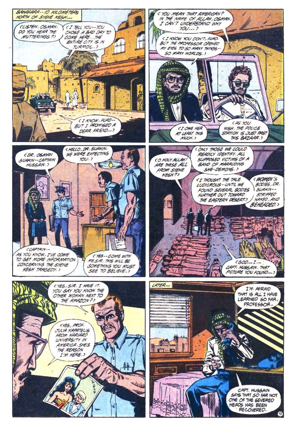 Read online Wonder Woman (1987) comic -  Issue #33 - 10