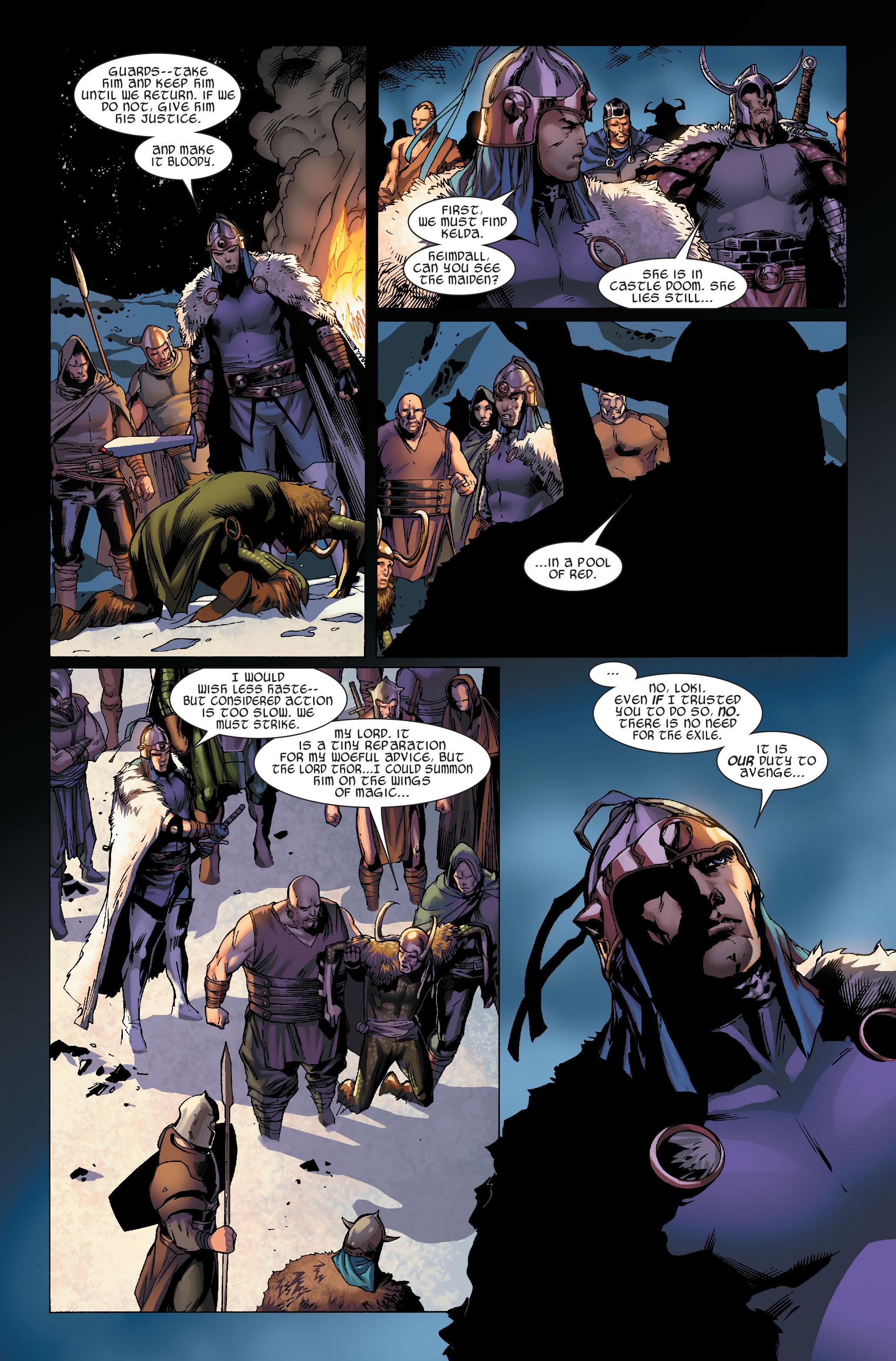 Thor (2007) Issue #604 #17 - English 18