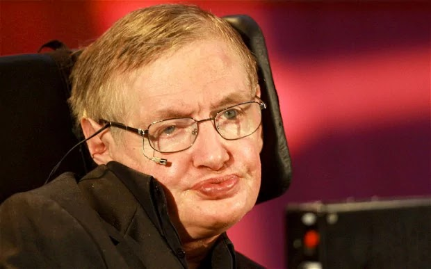 Life of Professor Stephen Hawking's