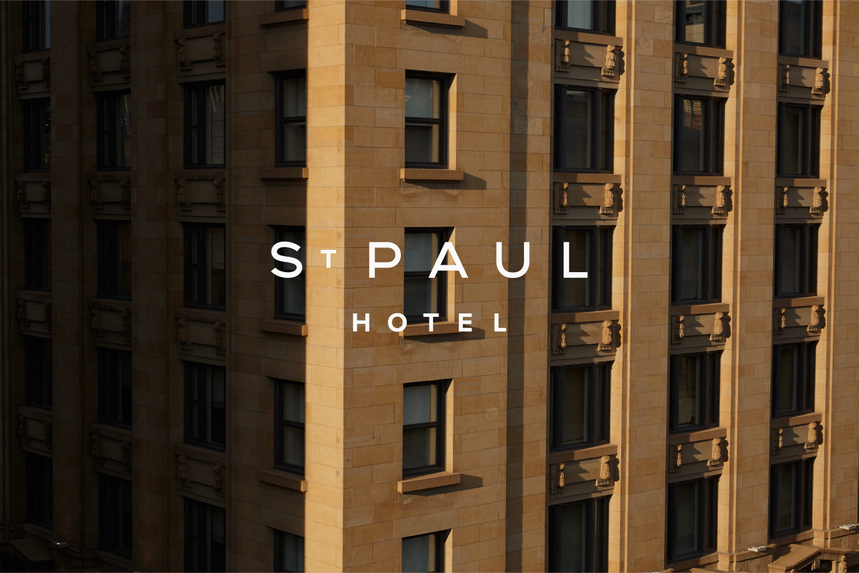 Good design makes me happy st paul hotel branding by five for Design hotel lizum 1600