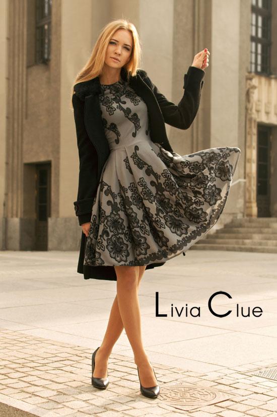 cfeca9118a Kim jest kobieta Livia Clue