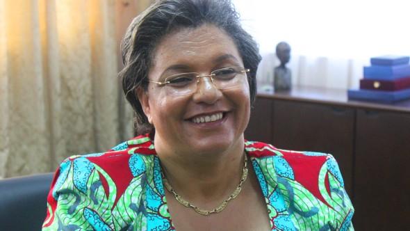 Hanna Tetteh gets top UN job in Kenya