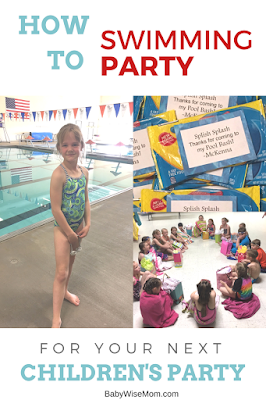 How to Host a Successful Swimming Party
