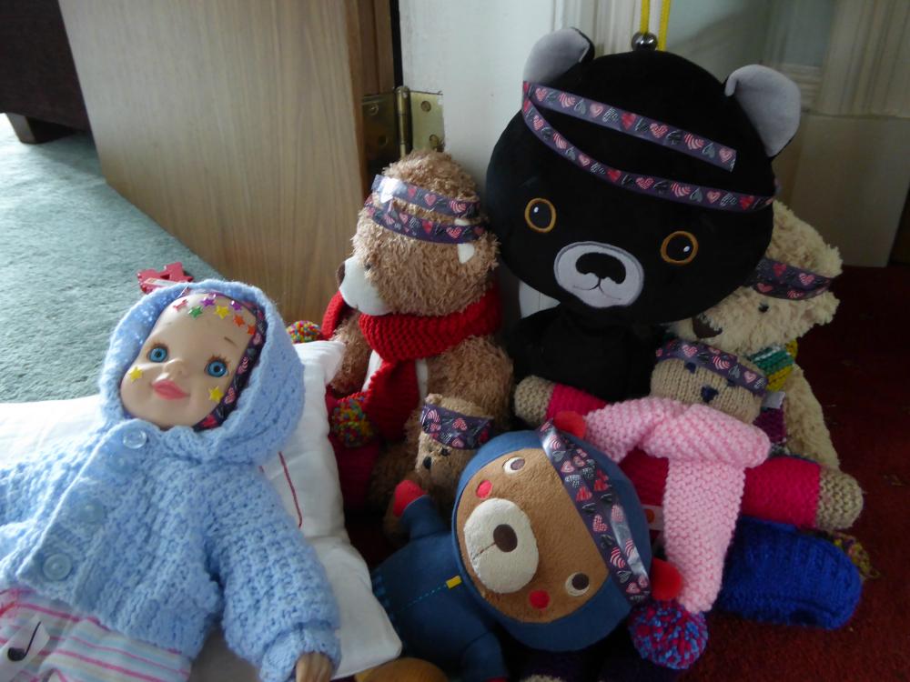 Matilda's toys