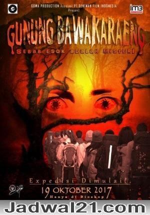 Film GUNUNG BAWAKARAENG 2017