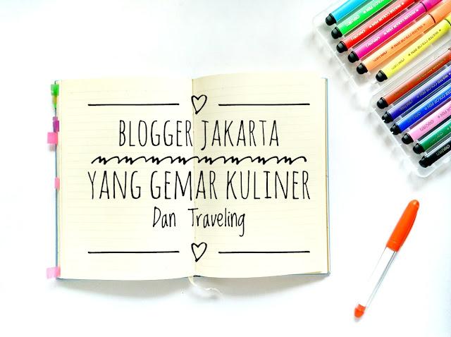 Ria Tumimomor Seorang Blogger Jakarta Yang Gemar Kuliner Dan Travel