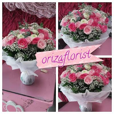 jual mawar pink surabaya, beli bunga mawar surabaya, penjual bunga mawar daerah surabaya