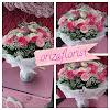 Bunga Tangan Pink Roses