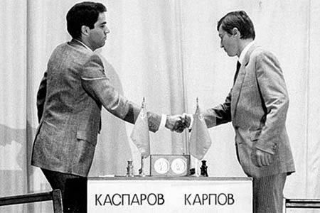 Kejuaraan dunia Garik Kasparov vs Anatoly Karpov