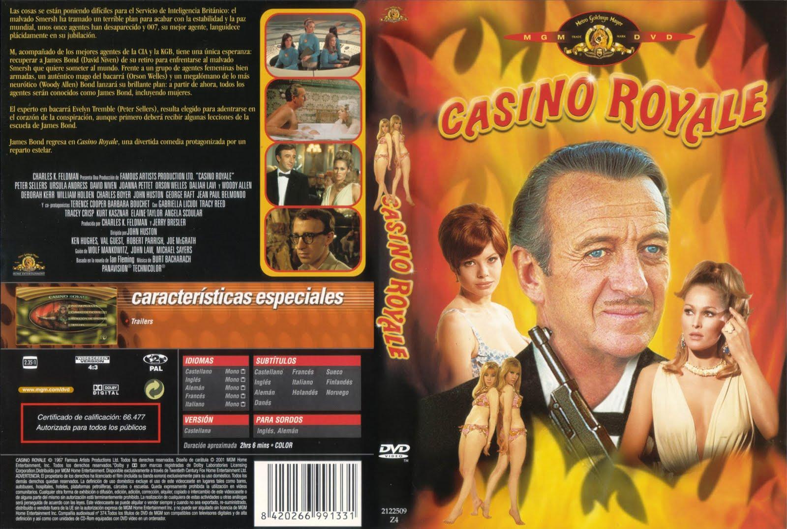 Ver Casino Royale Online
