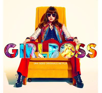 Série GIRLBOSS da Netflix