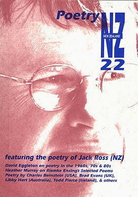 Poetry NZ 22 (2001)