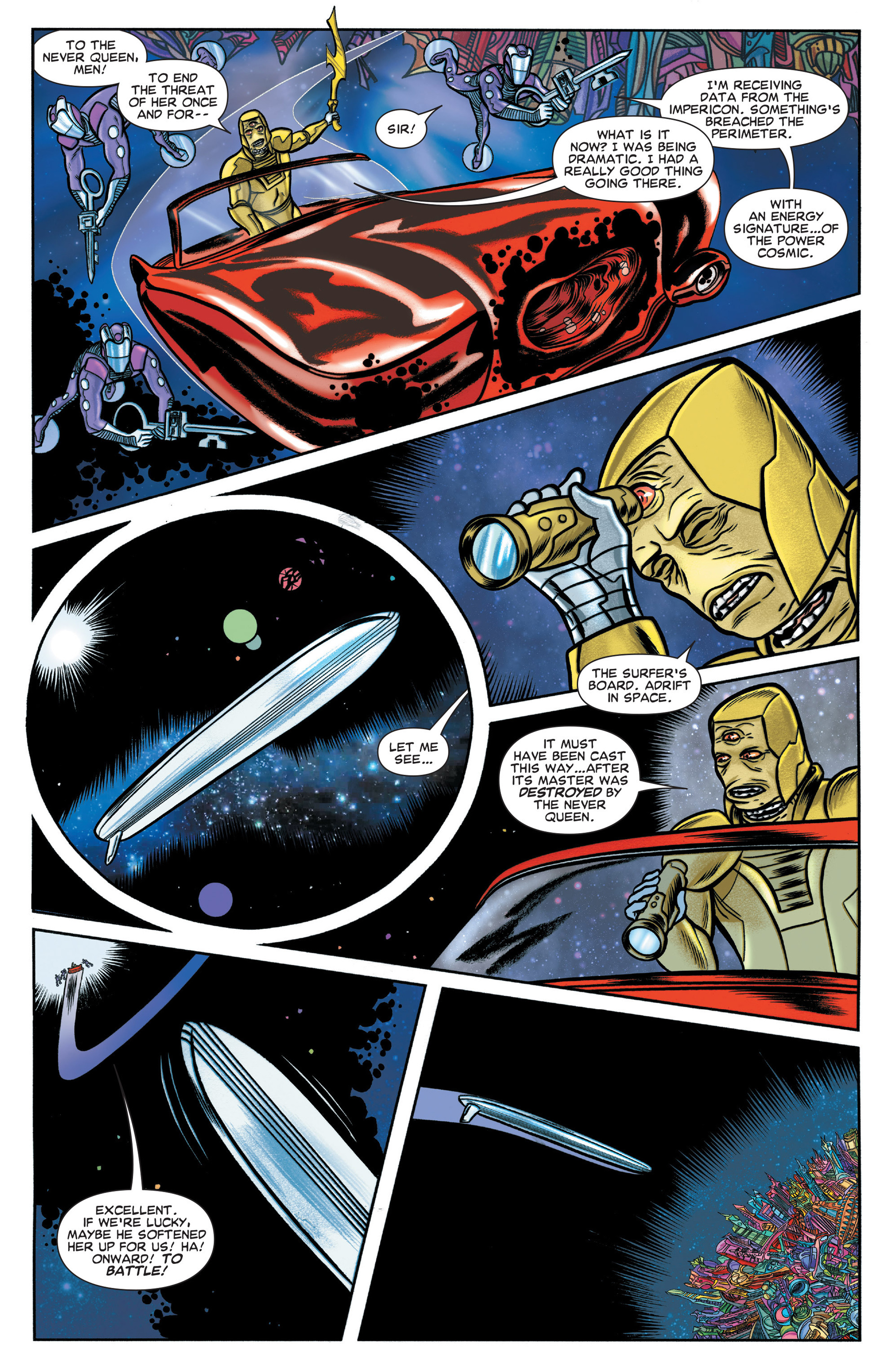Read online Silver Surfer (2014) comic -  Issue #2 - 19