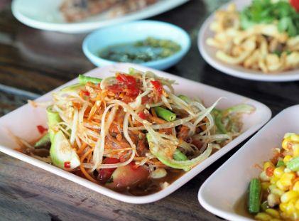Kuliner dan makanan khas thailand