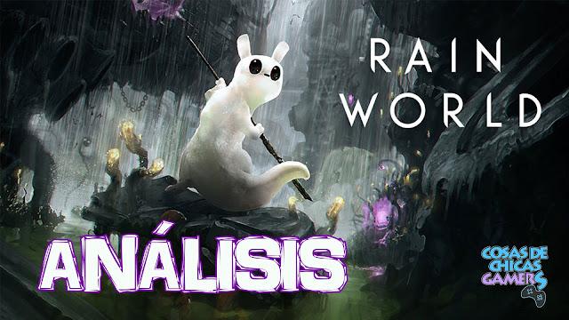 Análisis Rain World