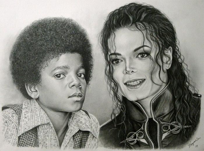 Michael Jackson - Michelle Seo Hongmin