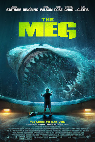 The Meg (BRRip 720p Dual Latino / Ingles) (2018)