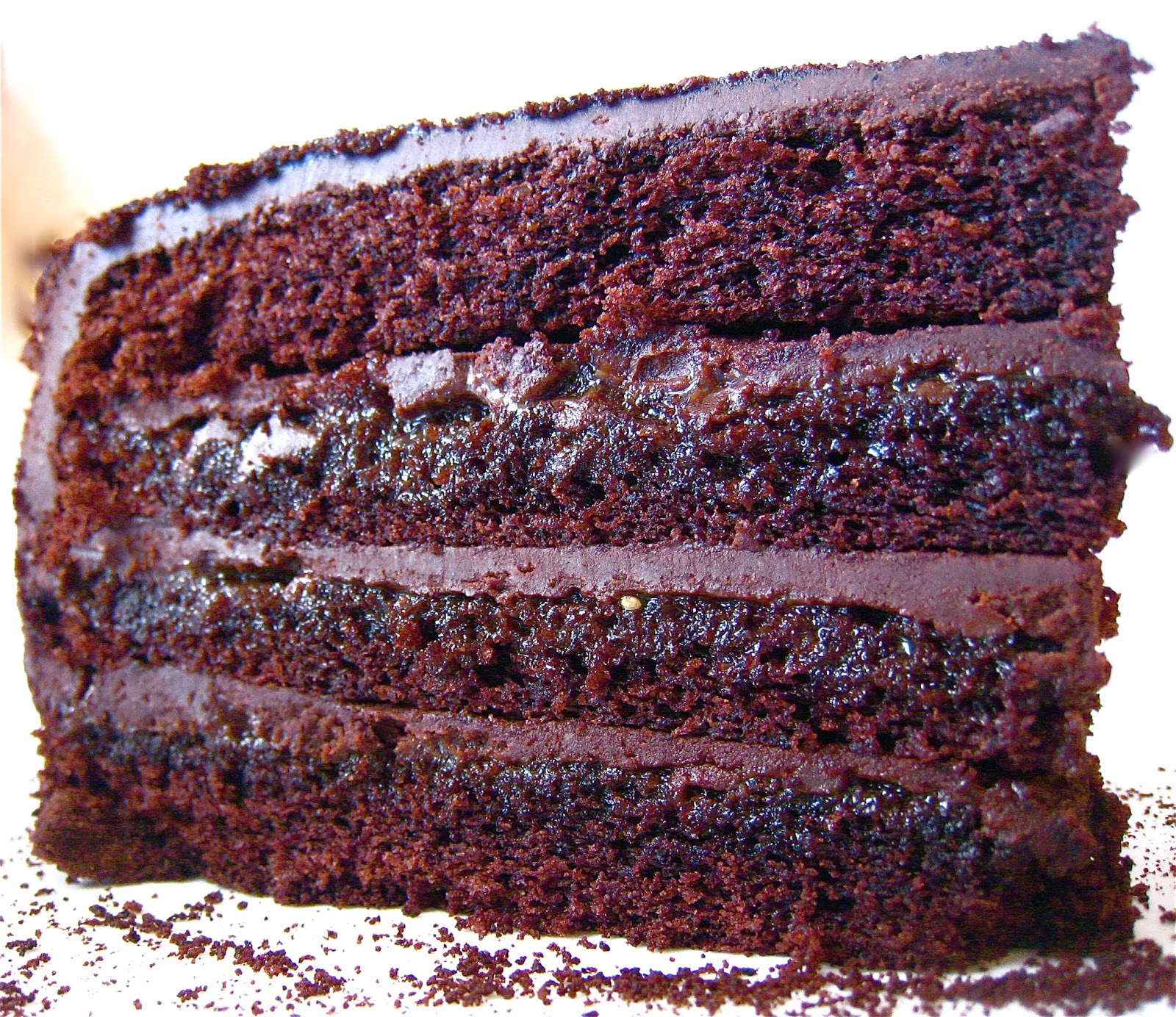 Tartine Chocolate Cake Recipe