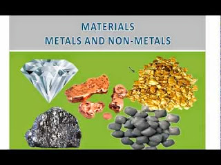 Metals and non - metals