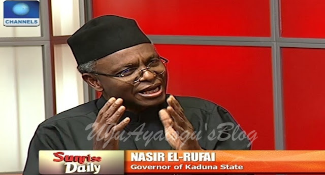 'No thinking brain in your party' -El-rufai fires back at PDP