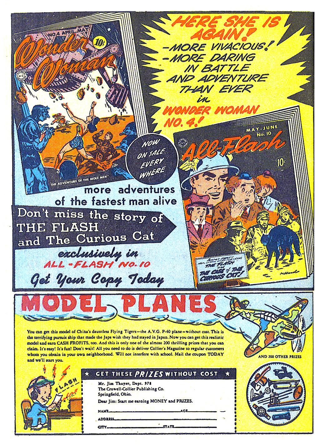 Read online All-American Comics (1939) comic -  Issue #50 - 66