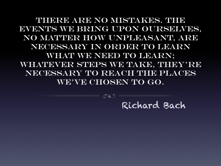 A Short While Ago I Posted This Quote From Richard Bach S The Bridge Across Forever 1 On Social Media Site One Of My Friends Whose Opinion Value