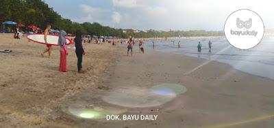 Pantai Terindah Bali, Pantai Kuta