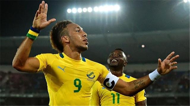 مشاهدة اهداف مباراة الجابون وغينيا بيساو السبت 14-01-2017 كأس الأمم الأفريقية