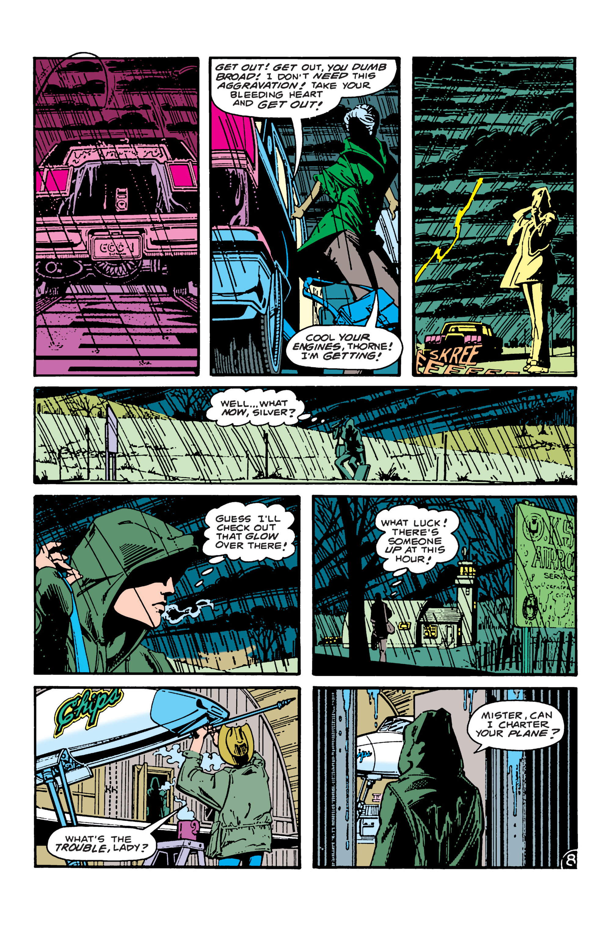 Detective Comics (1937) 476 Page 8