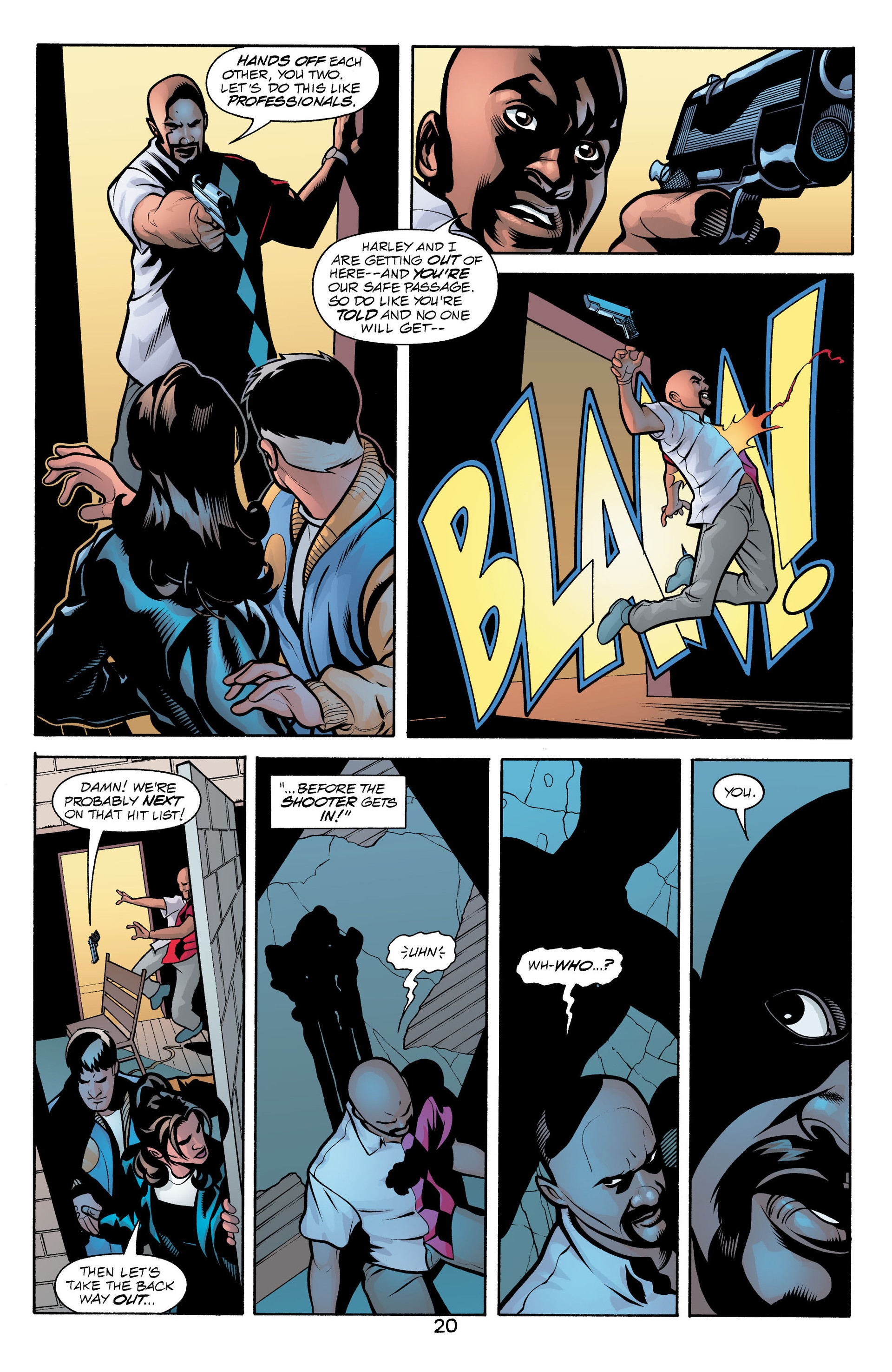 Harley Quinn (2000) Issue #12 #12 - English 20